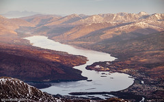 Loch Eil (RobGrahamPhotography) Tags: locheil bennevis loch highlands lochlinnhe scotland lochaber outdoor morning sunrise mountains mountain nature landscape landscapes canon canon6d