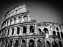 At the Colosseum (Halibel14) Tags: rome italy colosseum city lightroom olympus epl1
