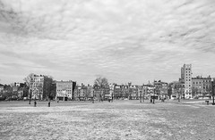 Beacon Hill (ashokboghani) Tags: boston baconhill bostoncommon blackandwhite monochrome winter newengland massachusetts