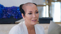 Barber drastic haircut due to hairloss (marisabuffagni) Tags: kris jenner vecchia porcona kourtney kardashian kim clipper smooth bald scalp bare shaved sheared sheep pomo zero benedetta parodi cotto mangiato molto bene rasata rapata tosata tonsurata chierica hair style hairstyle hairlook look pelata frangia pecora capelli hip fianchi culo chiappe sedere sederone culona deretano natiche buttock derriere ass bottom fat ciccia grassa balena foca tricheco whale seal walrus baldness birthday neuronic lotion laser treatment epilady foto di gruppo persone