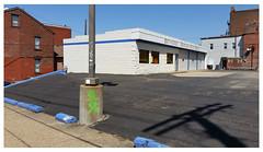 Pittsburgh emptiness (real00) Tags: pittsburgh urbanlandscape asphalt