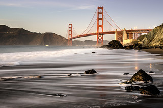 Marshall's Beach - Golden Gate