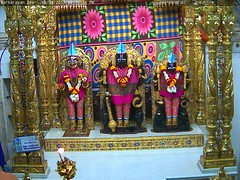 NarNarayan Dev Shayan Darshan on Sat 18 Mar 2017 (bhujmandir) Tags: narnarayan dev nar narayan hari krushna krishna lord maharaj swaminarayan bhagvan bhagwan bhuj mandir temple daily darshan swami shayan