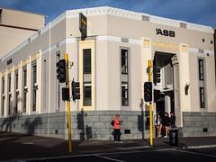 ASB Bank (Man+machine) Tags: napier newzealand artdeco