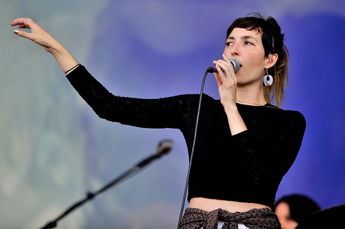 Warpaint at Latitude Festival 2015