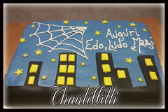 cielo spiderman (Chantillitti) Tags: pdz