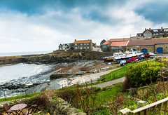 Craster Harbour (Geordie_Snapper) Tags: canon5d3 canon70200mmf4islusm canon2470mm coast coldday craster holidayembleton landscape march northumberland spring