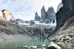 Torres del Paine / Chile (CarolinaCalquin) Tags: carolina calquin fotos photos puerto natales region magallanes patagonia chilena chile travel viajes turismo parque nacional torres del paine andrade gonzalo