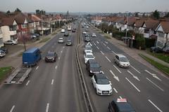 Hendon Way (SReed99342) Tags: london uk england hendonway highway a41