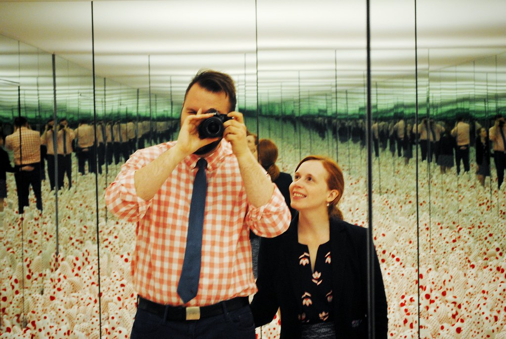 The World's Best Photos of dots and selfie