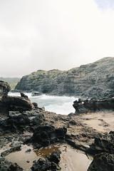 Maui, HI (jozef_kelbel) Tags: blue green ocean water mountain hill coast usa maui hawaii nakalele