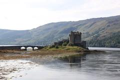 Eilean Donan Castle (loupkoum) Tags: scotland castle eilean donan