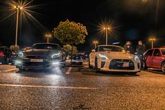 DSC_0830 (GF.Photography) Tags: nikond3200 nikon night nightflyer nightmeet nissan nissangtr gtr lights led gfphotography