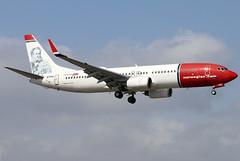 EI-FHO_01 (GH@BHD) Tags: eifho boeing 737 737800 b737 b738 dy nax ibk norwegianairshuttle norwegianairinternational ace gcrr arrecifeairport arrecife lanzarote airliner aircraft aviation