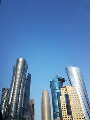 Towers Pt. 3 (a.zphotography) Tags: doha qatar s7 edge samsung takenwithgalaxy streets car holiday street asia sky building azphotography az photography phone mobile architect design
