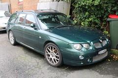 2002 MG ZT-T (jeremyg3030) Tags: 2002 mg ztt zt wagon cars british rover75 rover 75