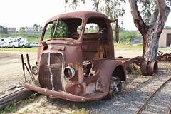 Antique Gas & Steam Engine Museum (USautos98) Tags: 1940 international coe cabover truck