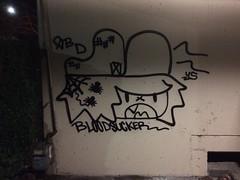 Waffles (kozemchuk) Tags: graffiti nbd waffles