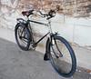 Wanderer (Hagbard_) Tags: old bike bicycle 26 alt rad oldtimer fahrrad wanderer herrenrad scheese kriegsfahrrad kriegsrad