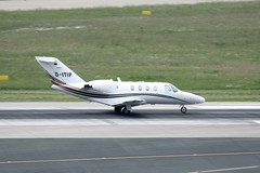 D-ITIP (IndiaEcho Photography) Tags: canon germany eos airport aircraft aviation aeroplane dusseldorf cessna airfield citation dus eddf cj1 1000d ditip
