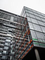 marked (mahohn) Tags: windows abstract reflection architecture facade deutschland fenster hamburg 34 fassade fujix10