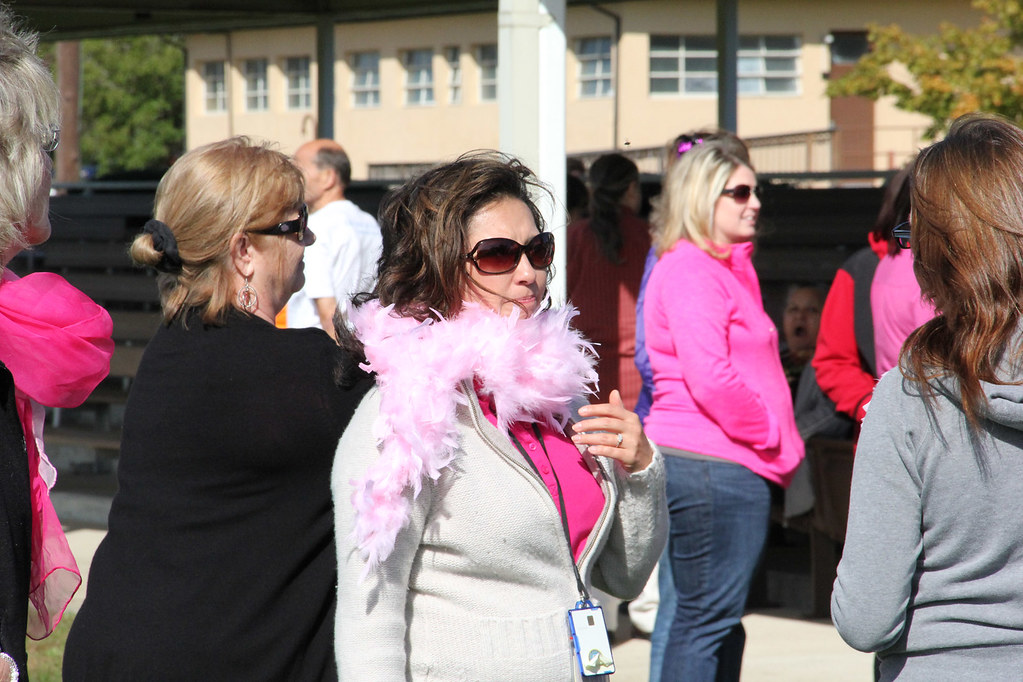 Breast Cancer Awareness Walk 2014 IMG_57 by Aberdeen Proving Ground, on Flickr