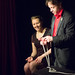 perfect  magic show assistant (nosha) Tags: paris france beautiful beauty nosha paris2014
