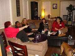 Tues. Nov. 04/14,WWE Business Card Bingo, Burlington - At Grace Do Reynold's house, THE PAMPERED CHEF.
