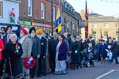 IMG_4357 (Kev Gregory (General)) Tags: world november pakistan two england church st army one march war day force britain flag indian air muslim sunday navy royal reserve parade ambulance we wreath ii fallen poppy british sikh remembrance gregory veteran 9th hindu kev 1914 salvation bearer johns cambridgeshire legion cadets forget 1918 medals commemoration 2014 cambs i chatteris policelest