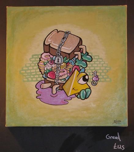 Artista, Raise a Toast - A