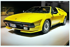 Lamborghini Jalpa 350 V8 (1981-1988) (Transaxle (alias Toprope)) Tags: salon7 volkswagen group volkswagengroup techno classica essen 2014 tc technoclassica classic classics vintage historic oldtimer veteran veterans auto autos car cars coche coches carro carros macchina macchine voiture voitures antique motor motorklassik klassik soul beauty power toprope nikon d90 lamborghini jalpa 350 v8 1981 1982 1983 1984 1985 1986 1987 1988 yellow giallo rmr midshipengine midship centralengine lambo 35liter 10favs 15favs worldcars