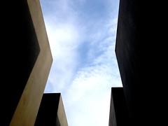 jewish memorial - berlin (chiara'sphotos) Tags: trip travel vacation berlin germany memorial photostream