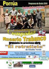 """Mañana VIERNES a las 20.00 horas....¡TEATRO! ¡Os esperamos en el Centro Cultural Llacín y recordar llegar antes para coger sitio y no interrumpir la función! • <a style=""""font-size:0.8em;"""" href=""""http://www.flickr.com/photos/41424175@N07/15301580448/"""" target=""""_blank"""">View on Flickr</a>"""