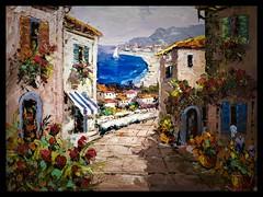 Taormina (cold_dog) Tags: quadro via sicily taormina disegno sicilia vie