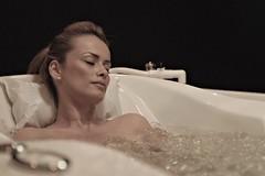 Relax (Oliver Leveritt) Tags: portrait woman flash whirlpool hottub spa sb800 sigma1850mmf28exdcmacro nikond90 oliverleverittphotography