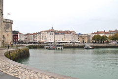 La Rochelle, France (Tiphaine Rolland) Tags: ocean france water port boats nikon eau harbour bateaux atlantic 1855mm 1855 larochelle atlanticocean atlantique océan charentes charentesmaritimes océanatlantique d3000 nikond3000