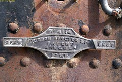 PE_RustonProctor_4114_3_Echuca_7May2014 (nzsteam) Tags: boat portable traction paddle engine steam wheeler sawmill echuca