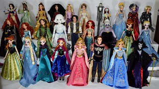 My Disney Store Limited Edition 17'' Doll Collection - 2014-10-19