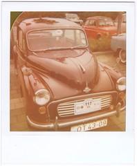 morris minor (lengvari) Tags: show film car polaroid day1 600 week oldtimer morris af minor impulse roid polaroidweek