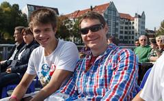 IMG_8901 (achinoam84) Tags: berlin europe 2014 speedskaters speedskating berlinmaraphon марафон путешествие сезон