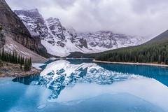 Icy Moraine Lake-Take Two (RadPhotos, CA) Tags: canada alberta banff lakelouise banffnationalpark morainelake