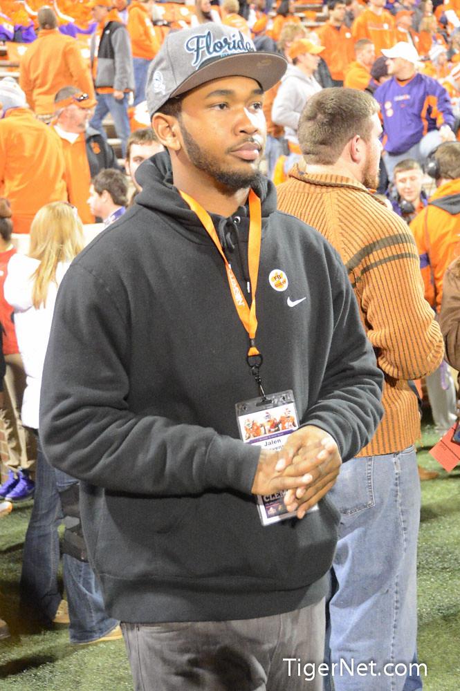 Clemson Photos: 2012, Football, Jalen  Stevens, Recruiting, South  Carolina