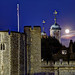 Supermoon Over The Tower Of London