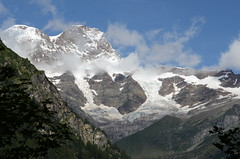 mountains, clouds & margaret queen (pianlux) Tags: white snow ice rosa neve bianco ghiaccio ghiacciaio