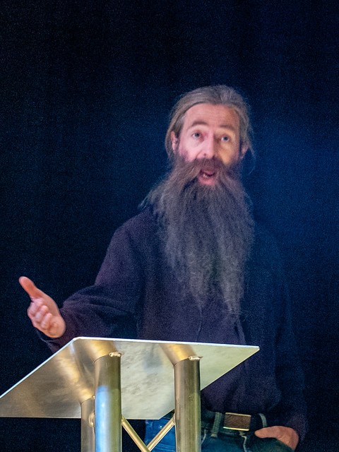 Aubrey de Grey at Winchester SitP, 25 September 2014