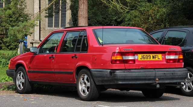 volvo 1991 gl 940 2400cc