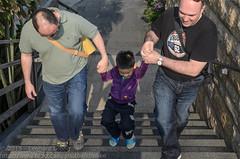 Extra work for poor Uncle James and Justin (Stinkee Beek) Tags: justin hongkong james ethan stanley hongkongisland