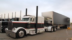 Platinum Enterprises Pete 379 (RyanP77) Tags: show wheel truck cattle dump semi chrome rig pete heavy stockton tanker peterbilt 389 359 hauler cabover 388 379 352 daycab