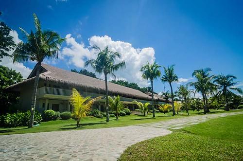 Bohol Beach Club - Deluxe Room Facciata