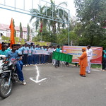 """Run for Unity on National Unity Day  on 31 Ocotober 2014 by Vivekananda University Coimbatore Campus (2b) <a style=""""margin-left:10px; font-size:0.8em;"""" href=""""http://www.flickr.com/photos/47844184@N02/15495139440/"""" target=""""_blank"""">@flickr</a>"""